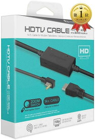 ハイパーキン HDMI変換ケーブル PSP 2000 3000 用 HDTV CABLE For WELLSオリジナル 日本語説明書付属(Black)