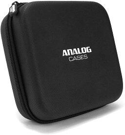 Analog Cases Universal Audio Apollo Twin アポロツイン 専用ケース MDM(黒, 縦19cm x 横19cm x 幅9cm)