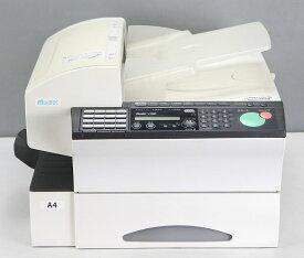 カウンタ3606枚■【B4送受信】ムラテック V-690 1段カセット 業務用ファックス/普通紙FAX【中古】