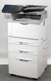 ■リコー/RICOH RIFAX EL6000 業務用ファクス (3段用紙カセット/A3送信・A3受信対応)【中古】