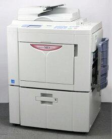 理想科学 輪転機(印刷機) リソグラフ MD6650W (両面)印刷対応)【中古】