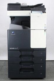 コニカミノルタ bizhub C227フルカラーコピー機/複合機(低カウンタ FAX、プリンター、スキャナ機能/Mac対応/全国保守契約可能) 中古 両面印刷