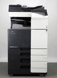 コニカミノルタ bizhub C258フルカラーコピー機/複合機 ( コピー FAX プリンター スキャナ機能 Mac対応 全国保守契約可能 ) 中古コピー機 中古複合機 安心 安全 保証 残少