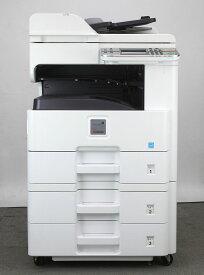 京セラ TASKalfa 256i A3白黒コピー機/複合機【中古】( 両面コピー ・ファックス・ネットワークプリンター・ネットワークスキャナー カラースキャナー)