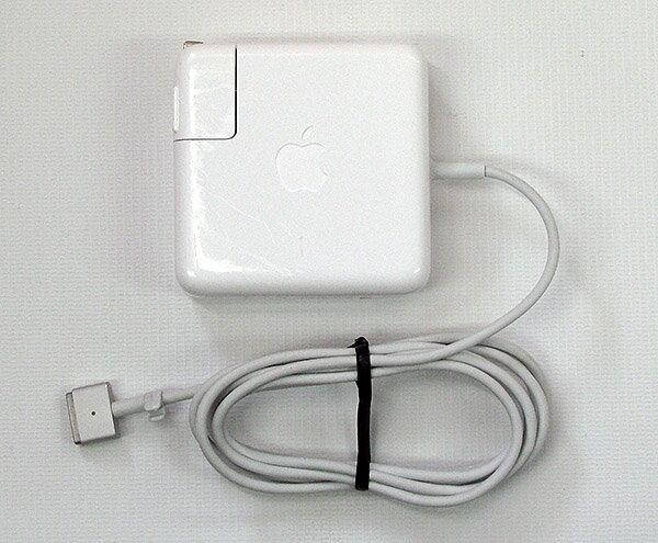 Apple 60W MagSafe 2電源アダプタ(13インチMacBook Pro Retinaディスプレイモデル用) 【中古】【送料無料】