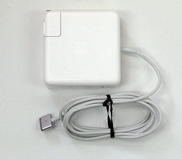 Apple 85W MagSafe 2電源アダプタ(MacBook Pro Retinaディスプレイモデル用) 【中古】【送料無料】