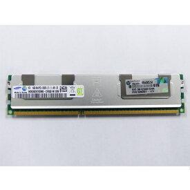【HP P/N500207-171】16GB DDR3-1066 PC3-8500R Registered RDIMMSAMSUNG M393B2K70DM0-CF8Q8【中古】サムスン サーバー用メモリ