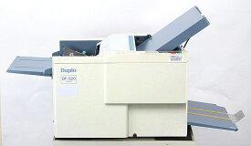 DUPLO デュプロ DF-920 自動紙折り機 紙折機 ローラー給紙 整備済み【中古】