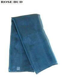ROSE BUD(ローズバッド) スカーフ ストール マフラー レディース 全4色 ROSEBUD レディース おしゃれ 大人 かわいい デザイン 0824楽天カード分割