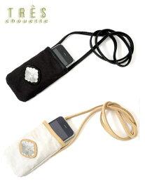 TRES(トレ) コンチョ付き携帯ケースHOPI PHONE ホピ フォン(スマートフォン対応) スマホケース iPhoneケース アイフォンケース おしゃれ 大人 かわいい デザイン 0824楽天カード分割