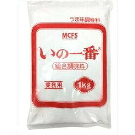 【送料無料】MCFS いの一番 1kg(10袋入×1ケース)