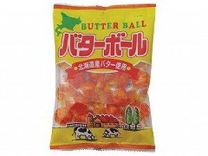 【送料無料】オークラ製菓 バターボール 100g(10袋入×2ケース)【賞味期限:2021.07.31】