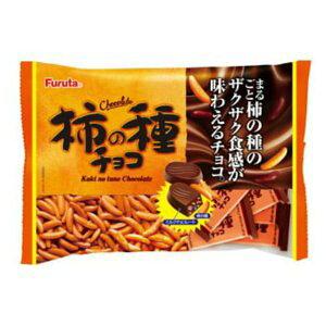 【送料無料】フルタ 柿の種チョコ 183g(16袋入×1ケース)【賞味期限:2022.06.30】