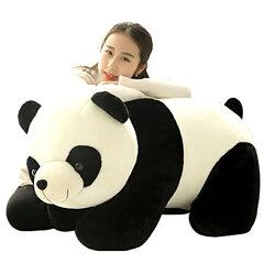 クマぬいぐるみパンダ可愛い癒し一人暮らしクマ抱き枕ぬいぐるみパンダリラックスビッグ子供女の子男の子彼氏彼女家族寝室子供部屋インテリアお祝い出産祝いお誕生日プレゼント40cm