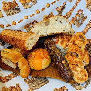 人気のフランスパン6種類入りセット