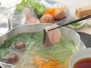 【ふるさと納税】鯛とブリの新鮮厚切り;合盛りしゃぶしゃぶセット2人前