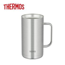 サーモス 真空断熱ジョッキ 720ml (ステンレス1/JDK-720)|送料込|ビール プレゼント 宅飲み 保冷 オンライン飲み会