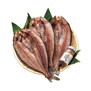 北海道 グルメ|知床ジャニー 知床産特大真ほっけ・山わさび醤油漬セット|送料無料|代引不可