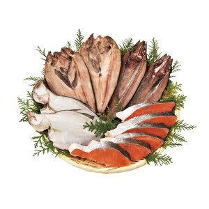 北海道 グルメ|エスケイフーズ 紅鮭・干物詰合せ|送料無料|代引不可