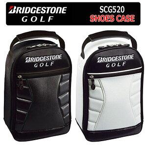 【ブリヂストン】 BRIDGESTONE GOLF ブリヂストンゴルフ SHOES CASE シューズケース SCG520 メンズ 【L21×W12×H33cm】【BRIDGESTONE】 【日本正規品】