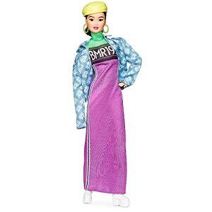 Barbie (バービー) バービー人形 Neon Motocross バービーネオンモトクロスドレス&オーバーサイズデニムジャケット ドール人形 BMR1959