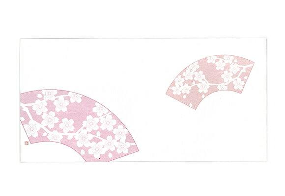 薄色四季紙 桜
