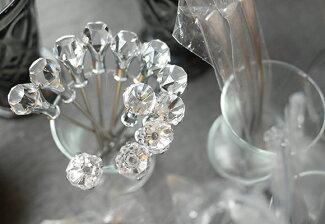 カクテルピンダイヤモンド