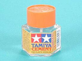 タミヤセメント(六角ビン/6角ビン)/プラモデル用/液体接着剤/TAMIYA/ITEM 87012