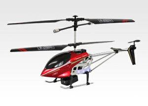 R/C ラジオコントロール ヘリコプター【MCC-01 カメラコプター(レッド)】東京マルイ