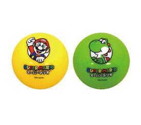 日本製★スーパーマリオ【3号ボール マリオ・ヨッシー】石川玩具