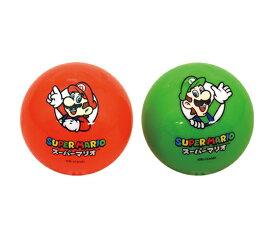 日本製★スーパーマリオ【3号ボール マリオ・ルイージ】石川玩具