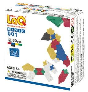 LaQ ベーシックシリーズ 001 体験パック(平面)