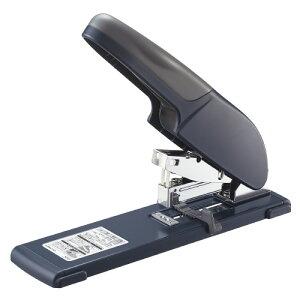 コクヨ ホッチキス(中型) <ラッチキス100> メーカー品番:SL-M210 サイズ:W96xD312xH245mm 針装填本数100本/回 使用針:3号針、3号U針、12号13mm針 綴じ枚数:70〜100枚 とじ奥行き:10〜60mm