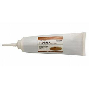 明日届く LOHAS material 木工用接着剤 天然接着剤 にかわ職人 自然素材 安心 安全 無垢 木材 床材 ニカワ 膠 あす楽 あすつく