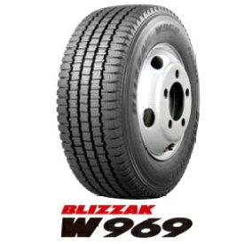 【2018年〜製造】215/60R15.5 110/108L BLIZZAK W969 2本以上送料無料 ブリヂストン ブリザック チューブレス-新品-