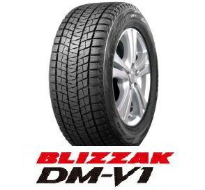 225/55R19 99Q BLIZZAK DM-V1 ブリヂストン ブリザック DMV1 《新品》