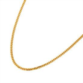 喜平 ネックレス K18 ゴールド 2面 45cm 1.6mm ゴールド キヘイ チェーン 18金 新品 メンズ レディース 045
