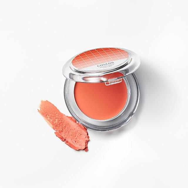 コスプレイヤー用化粧品 COSCOS-コスコス- パーフェクトマットコンシーラー スカーレットオレンジ (f)1a