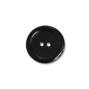 2つ穴デカボタン(60443) 50mm 09.黒 (H)_6a_
