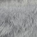 ファー生地 ブライトミックス(5210) 90.灰銀 (b)k5