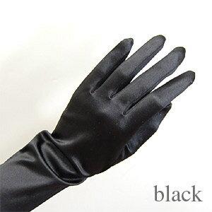 手袋スパングローブ60cm【Mサイズ】.ブラック2a