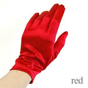 手袋スパングローブ21cm【Mサイズ】.レッド2a
