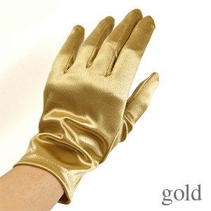 手袋スパングローブ21cm【Mサイズ】.ゴールド2a