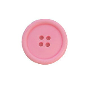 つや消しカジュアルボタン(T-987) 21mm 486.ピンク (H)_6a_
