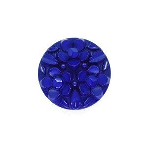 ボタン ナイロンフラワーブーケボタン (4518N) 15mm N962.ブルー (H)_6a_