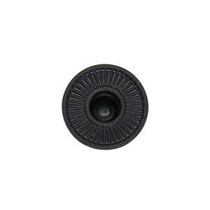 ドーナツ型2本針タックボタン (JB3798) BK.ブラック (H)_6a_