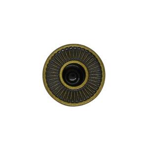 ドーナツ型2本針タックボタン (JB3798) AG.アンティークゴールド (H)_6a_