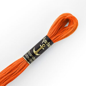 刺しゅう材料 Anchor-アンカー- 刺繍糸 25番(342100) 色番332 (H)_5a_
