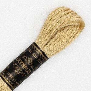 刺しゅう材料 オリムパス 刺繍糸 25番 色番721 (H)_5a_