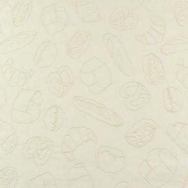 生地 nakaniwa-ナカニワ- パン/刺繍生地(YNZF-06) OW.オフホワイト系 (H)_k4_